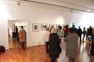 Ausstellung AnjaNiedringhaus Vernissage