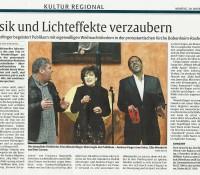 Adventskonzert 2015 Bobenheim-Roxheim Rheinpfalz