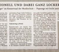 WunderFinger Musikschule 2000